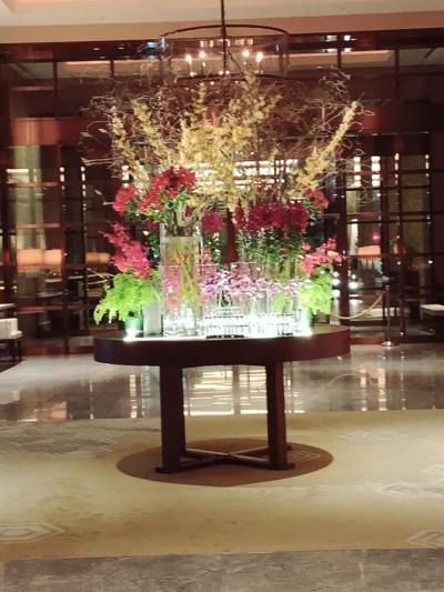 ホテルステイ★パレスホテル東京