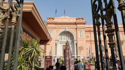 在り過ぎる…エジプト考古学博物館