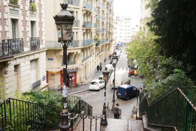 パリ 母娘旅 その6 涙のベルサイユ宮殿…からのモンマルトル