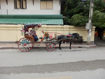 なんちゃってバックパッカーひとり旅 in Prathet Thai ランパーン編②