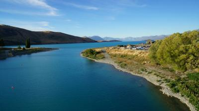 ニュージーランド大自然紀行(1)テカポ湖