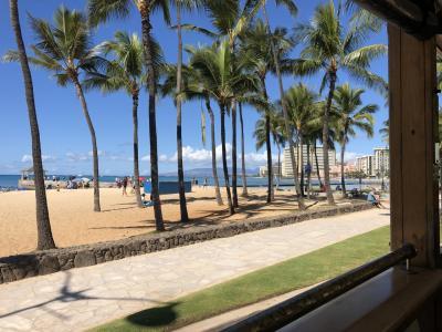1歳児子連れ旅行は5ヶ月ぶりのまたもやハワイ②