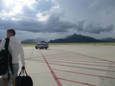 旅の最終訪問地@カボ・サン・ルーカス(目的はカボでもダイビング)
