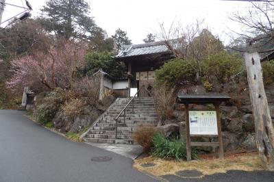鎌倉・覚園寺(鎌倉うめまつり特別参拝)-2019年