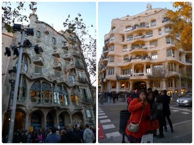 2度目のローマ&初めてのバルセロナ 6日目<バルセロナ>