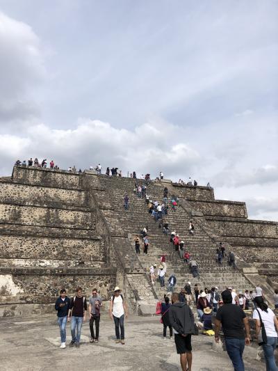 メキシコ、コスタリカ弾丸旅行(メキシコシティ編)