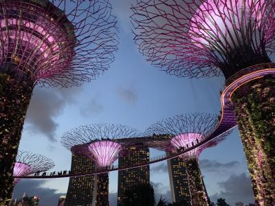 *シンガポール女子旅*2日目