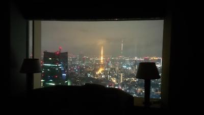 関東遠征 2019 横浜・東京で遊び回ろう!東京ホテルステイ ☆ vol.3 リッツ・カールトン東京