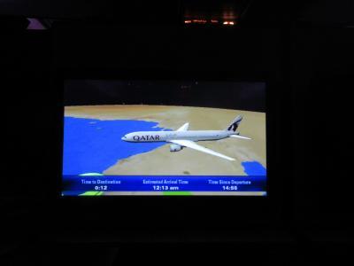 ヤヤコシイのが大好きなカタール航空