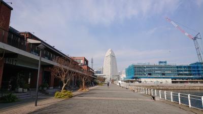 横浜みなとみらいをランニング。キレイな海等の景色を眺めながら走る、理想のランニングコース。