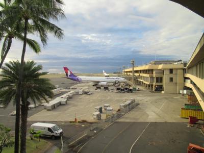 新婚旅行でハワイ4島クルーズ02 前泊編ホノルル