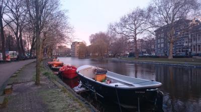 冬のオランダ・ベルギー1人旅①