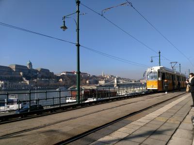ブダペスト街歩き1(出国~1日目)