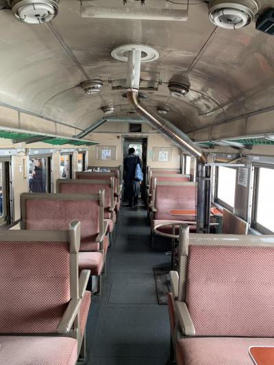 201901-02_津軽鉄道ストーブ列車と弘前城 Stove Train (AOMORI)