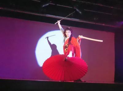 あわら温泉への大衆演劇観劇ツアー(2019/02)