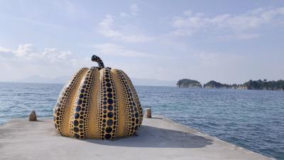 【岡山と直島】駆け足で現代アートと歴史に触れる旅
