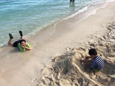 【子連れ海外】シャングリラホテルに泊まるセブ島&ボホール島5日間 その1