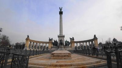 ブダペスト街歩き2(2日目~帰国)