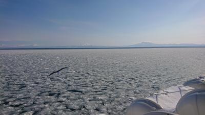 寒さに 耐えれるか?! オホーツク大氷原 流氷クルーズ!