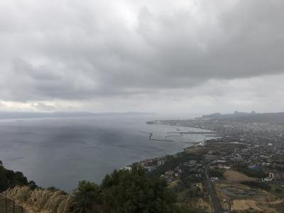 指宿から枕崎・知覧・霧島