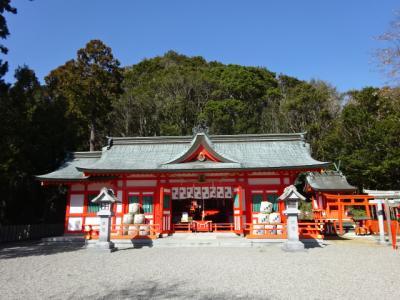 25年ぶりの熊野三山-3-新宮観光、徐福公園、世界遺産阿須賀王子と阿須賀神社、新宮城、浮島の森