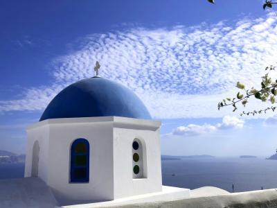 ギリシャ【4】サントリーニ島 イア