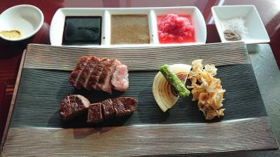 週末に東京「汐留」で贅沢ランチと観光を旅行記に。