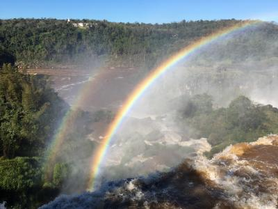 NZ経由でアルゼンチンへ!ブエノス・アイレスとイグアスの滝 最終回~アルゼンチン側イグアスの滝