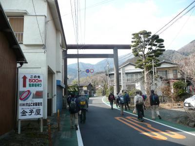 柏尾通り大山街道ウオーキング(3)