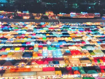 【バンコク】2度目のバンコクはショッピングとちょこっと観光・お気軽一人旅 vol.2