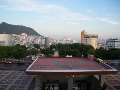 【ビートルでGo!】ふらっと釜山[3] ~釜山を照らす穏やかな夏の夕暮れ~