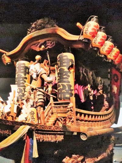 大阪34 大阪歴史博物館d  天下一の都市づくりへ-近世 ☆なにわ町人の暮らし〔9階〕