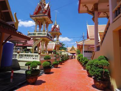 【Let's Thai】二人で行く!バンコク・ホアヒンの旅[1] ~バンコクからのクレット島上陸~