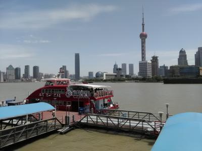 上海リニア&上海ヒルズ・地上474m からの眺め、そして 約40円の船旅☆Peach 深夜便で行く 上海ひとり旅 その1