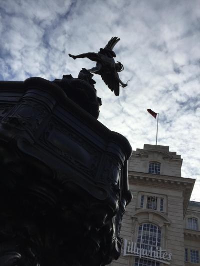 久々のロンドン。今回ものんびり観光・その3 ~ ノッティングヒルからANAビジネスクラスでの帰国まで