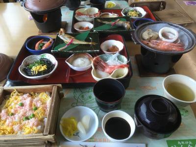 冬の岡山、鳥取に出かけてきました(2日目)
