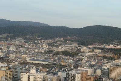 紅葉巡り(京都) 3日目最終日 3/3 : 本能寺・京都タワー、そして富山へ