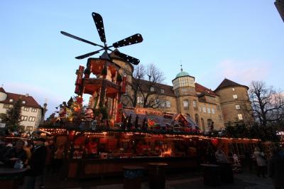 人生の夢! 本場のクリスマスマーケット巡り! ドイツ シュトゥットガルト編