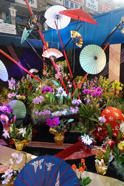 世界ラン展 in 東京ドーム2019  花と緑の祭典