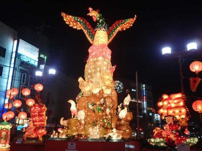 長崎ランタンフェスティバル2019☆新地中華街・湊公園・中央公園・唐人屋敷四堂巡り