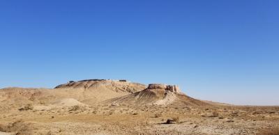 遠くて近いウズベキスタン「アヤズカラ遺跡」