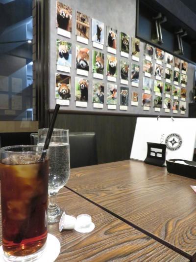 レッサーバンダ写真&イラスト展を見に横浜へ
