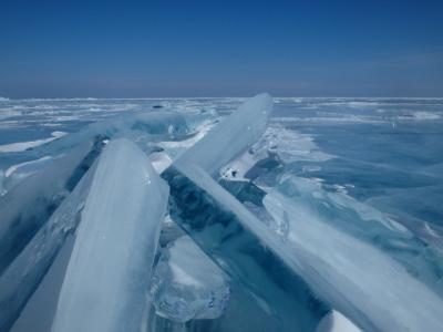 1,厳冬のバイカル湖、モスクワ ボリショイバレエ サンクトペテルブルク マリンスキーバレエ ミハイロフスキーバレエ