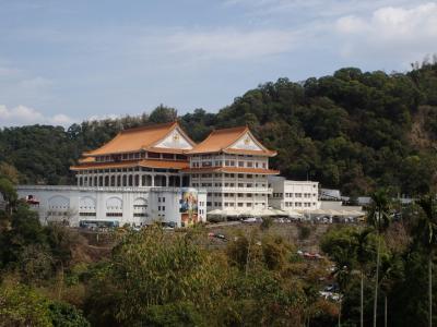 台湾南投草屯・台湾雷蔵寺遠征。