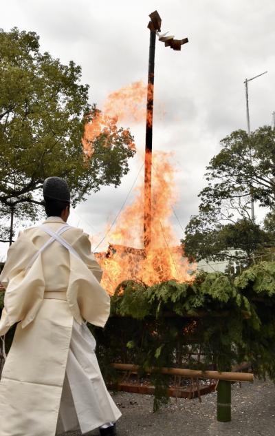 早春の宗像大社と、宮地嶽神社