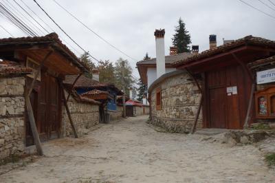 村全体が美術館のようなコプリフシティツァ ブルガリア