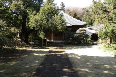 鎌倉・壽福寺ー2019年冬