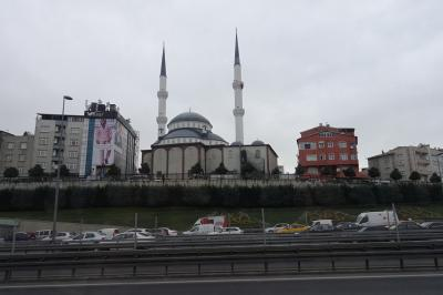 オスマン帝国とイスケンデル・ケバブを求めてトルコへ GO  !! (1~3日目)