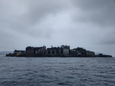 どこかにマイルで長崎1泊2日の旅・その2~1日目軍艦島クルーズ編