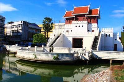 香港ミャンマー陸路旅A14■ナコーンラーチャシーマー旧市街を散策